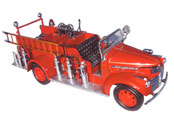 1930's Fire Engine