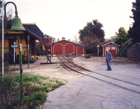 ward at grizzly flats railroad
